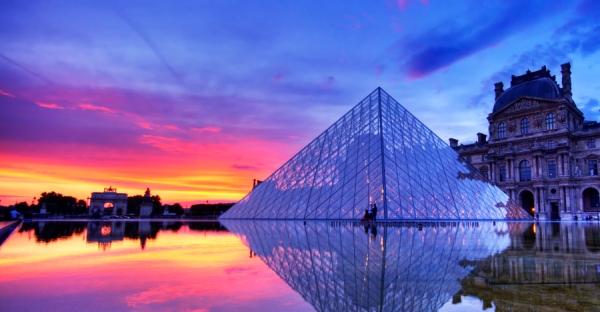 Louvre - Paris Foto: Edgar Moskoop