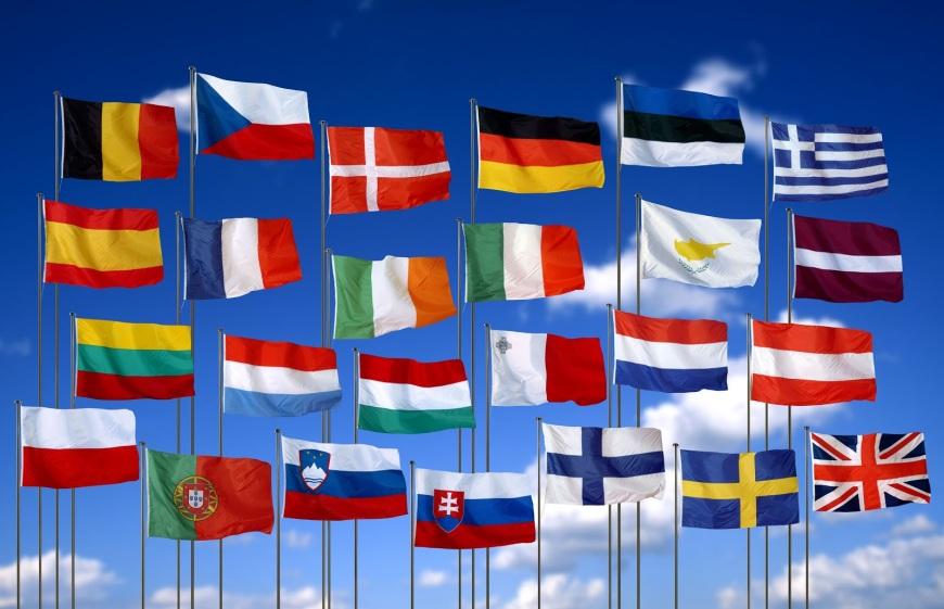 união+europeia+bandeiras