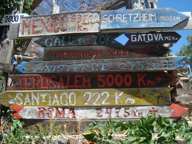 Caminho de Santiago - julho 2011 240