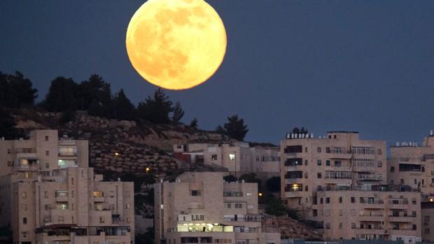 Jerusalém - Israel Foto: EPA