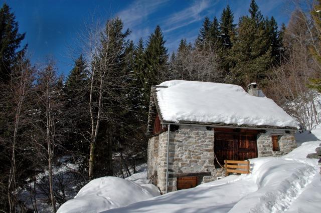 Val d'Ossola,  Alpes da Itália.