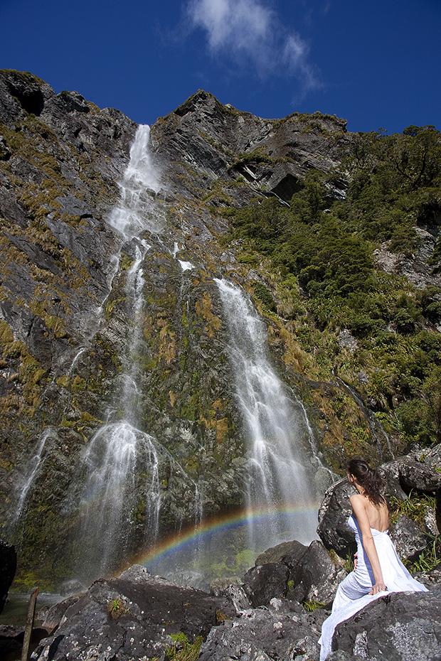 Routeburn Track – Nova Zelândia
