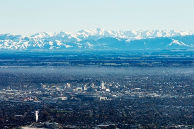 12° lugar: Christchurch - Nova Zelândia Nota: 88.4