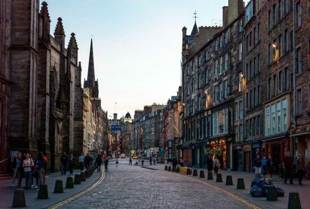 18° lugar: Edimburgo - Escócia Nota: 87.7