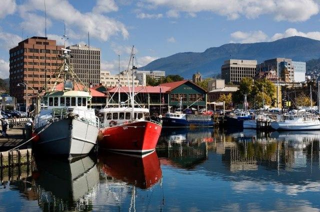 2° lugar:  Hobart - Tasmania Nota: 95.4