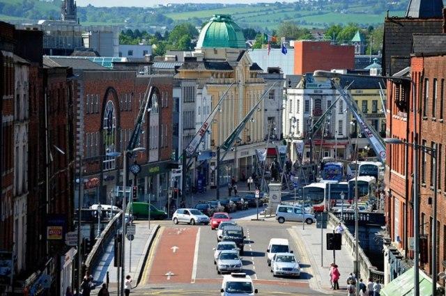 20° lugar: Cork - Irlanda Nota: 87.5 (empatado)