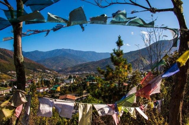 3° lugar: Thimpu - Butão Nota: 93.7