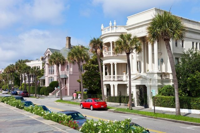 5° lugar: Charleston - Estados Unidos Nota: 91.5