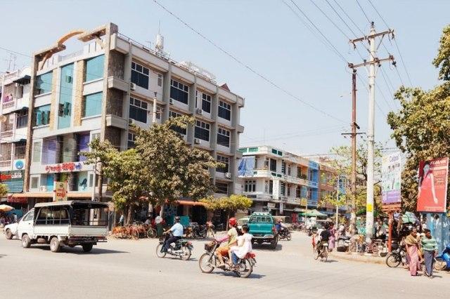 8° lugar: Mandalay - Burma Nota: 89.8