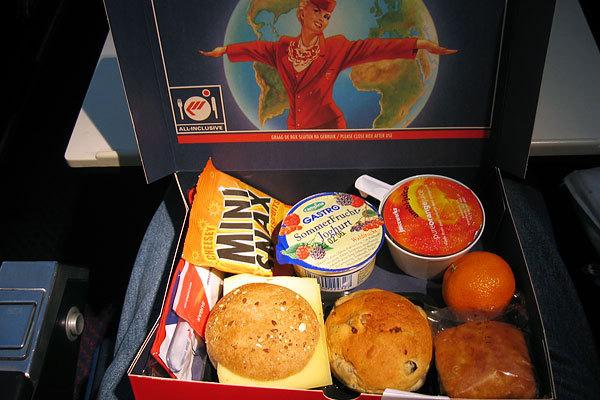Lufthansa Airlines, Classe econômica, Rota Dubai - Munique