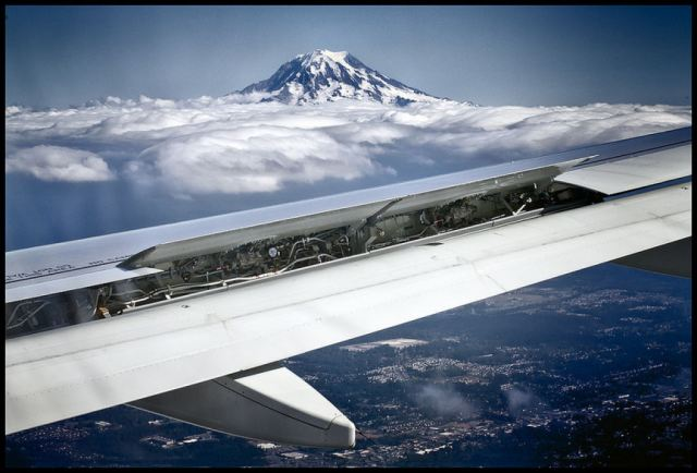 Monte Rainier, Washington, EUA