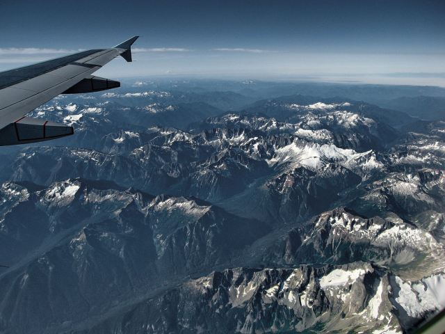Parque Nacional Norte Cascade - Washington, EUA