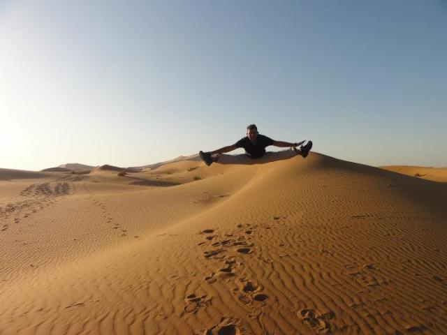 Deserto do Sahara, Merzouga, Morrocos