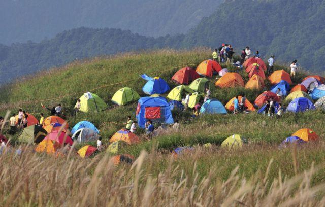 6° Festival Internacional de Camping