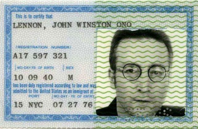 O Beatle John Lennon