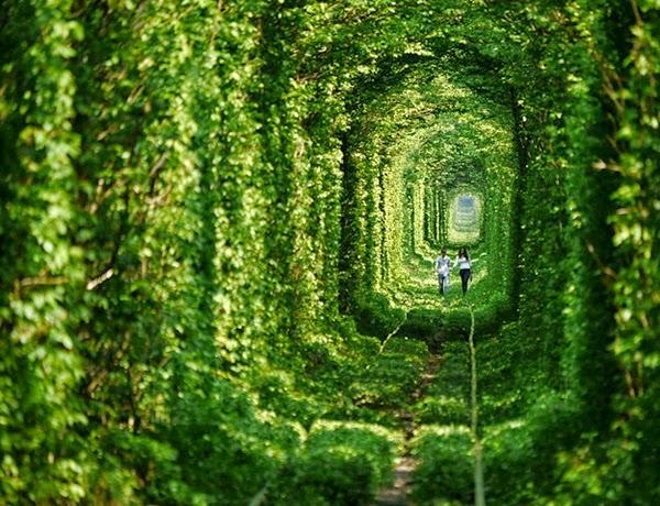 09 - Tunnel of Love - Kleven Ukraine