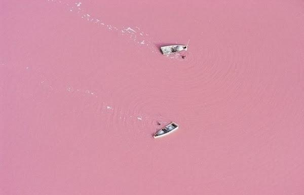 18 - Lake Retba - Senegal