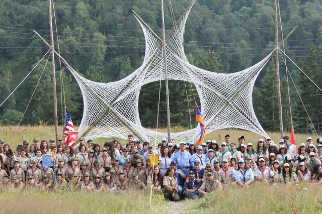 Foto: Antranik Scout Camp 2011