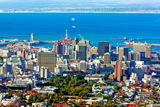 Cape Town, África do Sul Foto: http://capetown.ticketbar.eu/