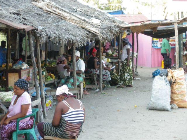 Cenários de Tofo. Foto: Thaís Freitas