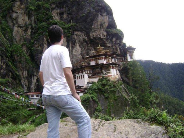 Butão Foto: Thiago Berto