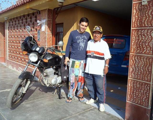 Peru Foto: Thiago Berto