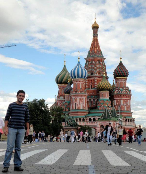Rússia Foto: Thiago Berto