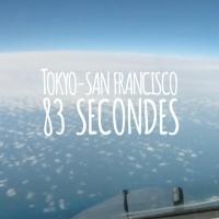 Viaje de Tokyo a São Francisco em 83 segundos.